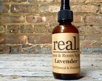 Linen & Room Spray, Lavender Linen Spray, Lavender Room Spray, Natural Room Spray