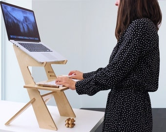 Laptop stand Etsy