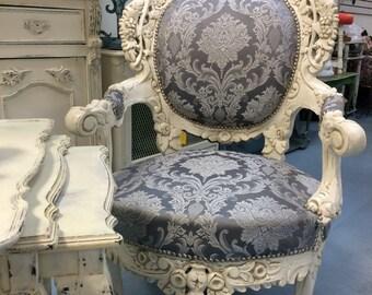 Antique Baroque Rococo Chairs