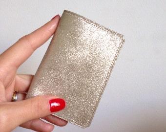 leather cards holder