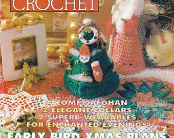 Magic Crochet from 1990's Pick the Number You Need, MC Number 110   MC Number 113, MC Number 116, Magic Crochet Issues