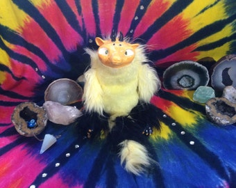 Beee! The Critter OOAK Art Doll
