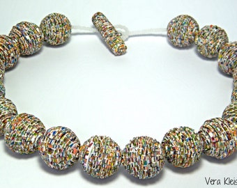 Colorful Prospekt Bead Necklace
