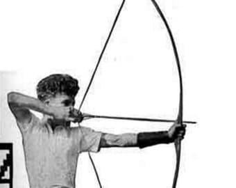 Archery Bow Plans