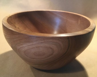 Unique Handmade Wooden Bowl Related Items Etsy