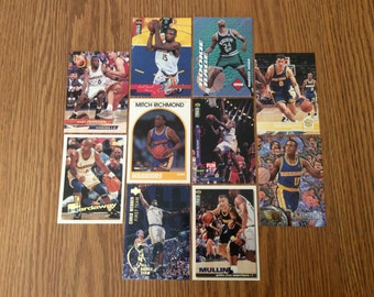 50 Golden State Warriors Basketball Cards