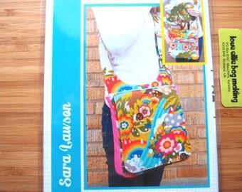 Bag Purse Sewing Pattern - Hyacinth Bag Sewing Pattern - Sew Sweetness - Printed Sewing Pattern