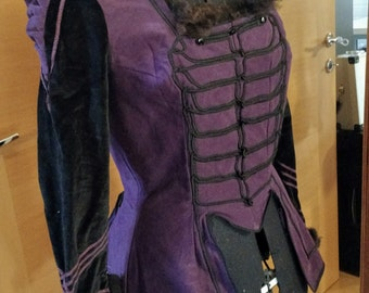Victorian riding jacket