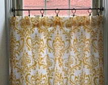 Unique Damask Curtain Related Items Etsy