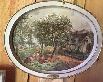 Fall Farmhouse Tray