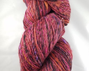 Luxury mix Handspun yarn