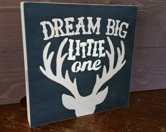 10x10 wall hanging Dream Big LIttle One