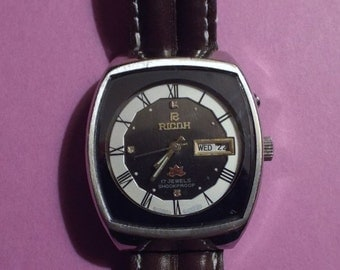 Vintage Ricoh 1970's Automatic Watch