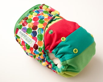 The Very Hungry Caterpillar AI2 Snap Diaper