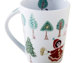 Little Red Riding Hood's Mug