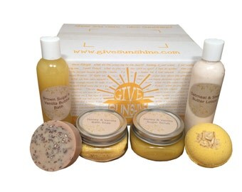 Beauty Products Care Package - Luxury Range of Body & Skincare Relaxing Gift Box, Happy Birthday, Anniversary, Cheer Up