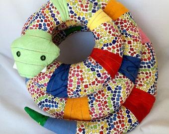 Sniggles, Stuffed Snake