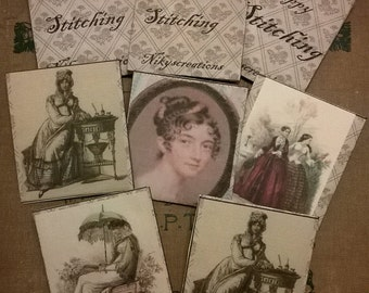 JANE AUSTEN paper Envelopes