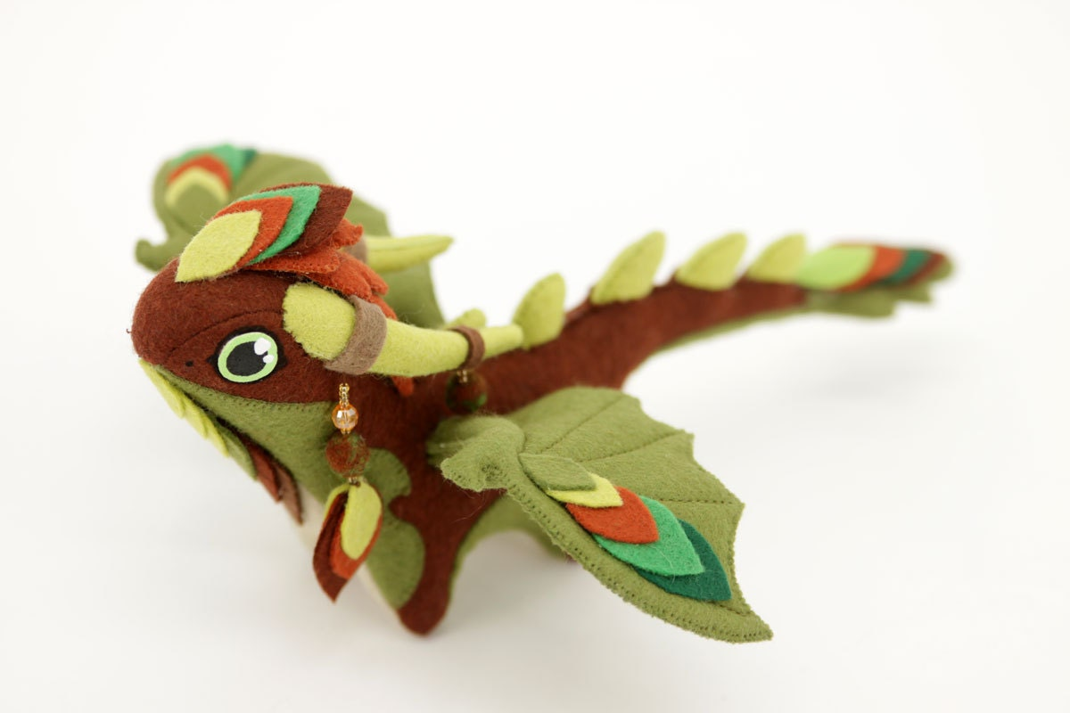 Squishy Dragon Toys : Soft toy dragon fantasy plush ?????? ?? ????? animal textile