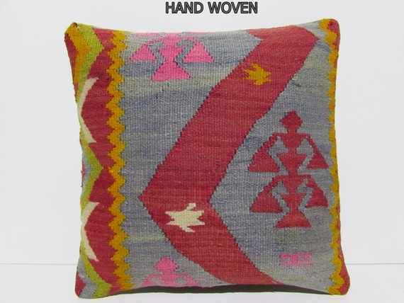 20x20 kilim pillow 20x20 pillow case living room decoration for 20x20 living room