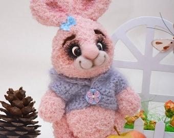 Easret bunny crochet pattern