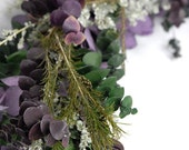 Custom Order Only!  Preserved Eucalyptus Garland, Eucalyptus, Preserved Rosemary Eucalyptus!  Simply Beautiful  A MUST HAVE!!!!