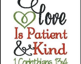 904+ Love Is Patient Svg Zip File