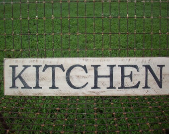 Kitchen Sign / French Country Decor / Country Farm Wall Decor / Country  Kitchen Decor /