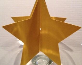 3D Star Centerpiece