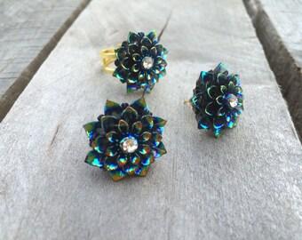 Resin Flower Sets