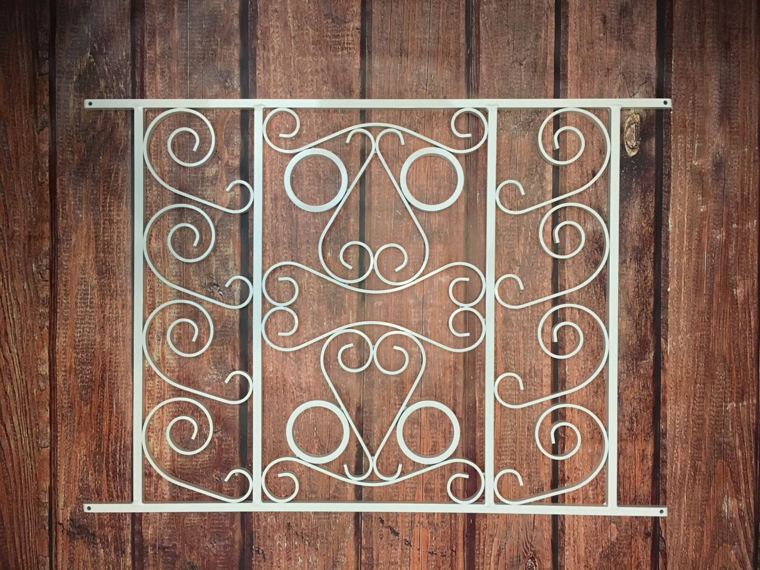 Decorative grilles for screen doors iron blog for Decorative screen doors