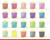50% OFF SALE Popcorn Clip...