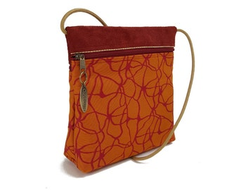 Synapse 2 Pocket Cross Body Bag
