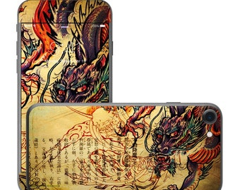 Dragon Legend by Sanctus - iPhone 7/7 Plus Skin - Sticker Decal