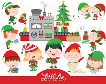 Christmas elves - Christmas elf - 16084