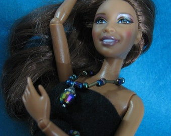 Jewelry Set for a Barbie Doll - Color Changing Beads
