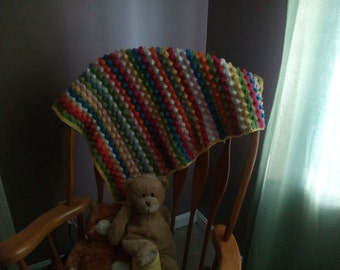 Fruit Salad Baby Afghan
