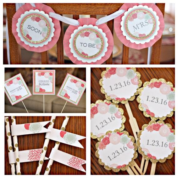 Bridal shower wedding shower party decorations boutique 4 for Boutique decoration