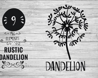Rustic Dandelion