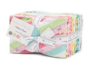 Sew & Sew Fat Eighth Bundle, by Chloe's Closet for Moda Fabrics SKU# 33180f8