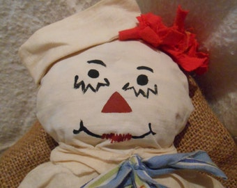 Raggedy Andy Doll A True Vintage Rag doll