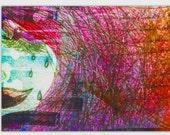 Art Print Postcard: Resilience