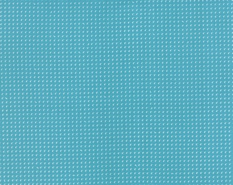 Flow Drops Teal by Zen Chic for Moda, 1/2 yard, 1596 18