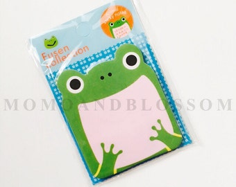 Frog Sticky Notes, Memo Pad