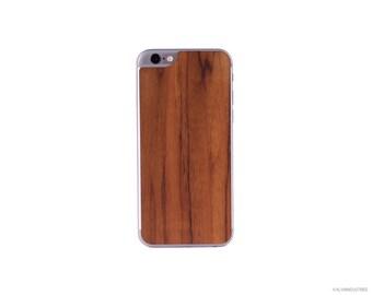 Real Teak iPhone 6 / 6 Plus Wood Skin