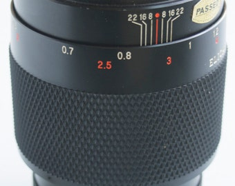 Elicar V-HQ 90mm f/2.5 Macro lens Nikon fit