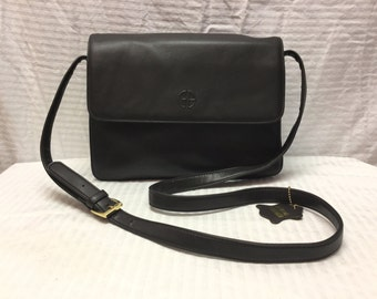 Giani Bernini, Brown Leather Purse, Bag, Shoulder Bag