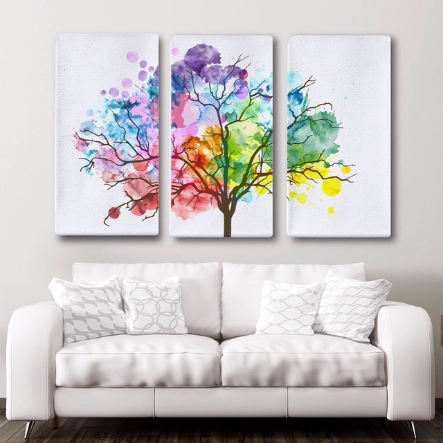 Home Goods Artwork: Original Art Prints Canvas Home Goods And Gifts By Loftipop