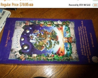 Save 10% Today Vintage 1990 Board Game Terratopia By the Nature Company Hard Game to Find 100 Percent Complete