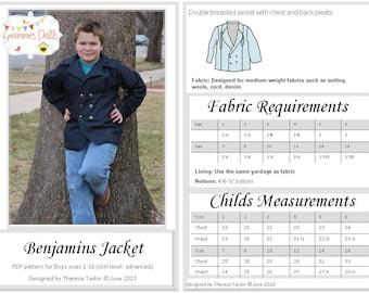 Benjamins Jacket